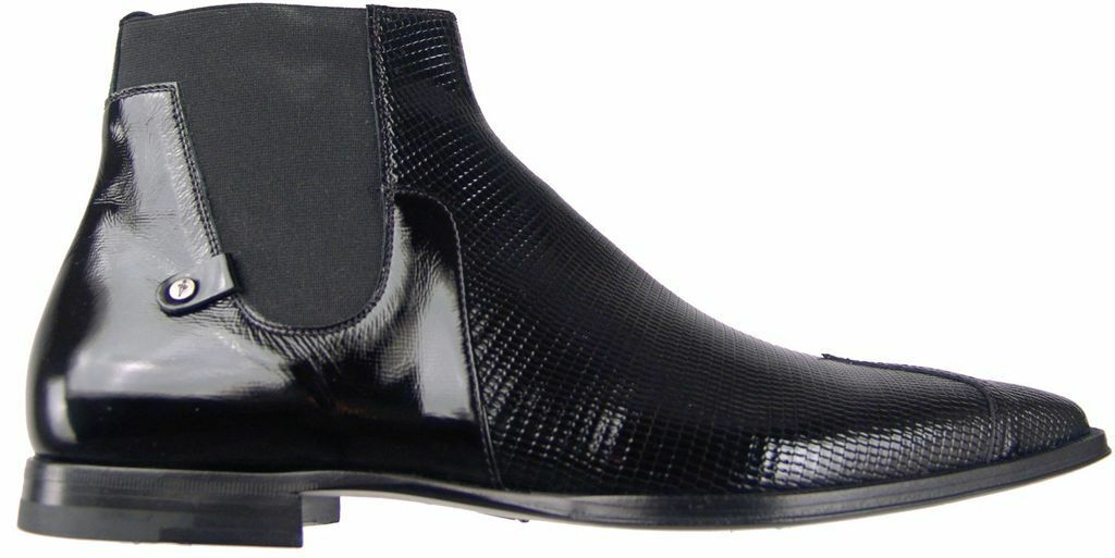 820 Authentic Cesare Paciotti Ankle Stivali   6 Italian Designer Shoes