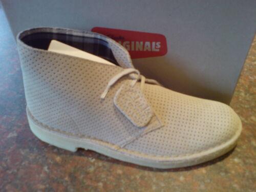 Desert Lea Uomo Nubuck Uk Clarks 12 Beige Boots Vero 5 Stivali Originali 12 Da Ewanxq8I4