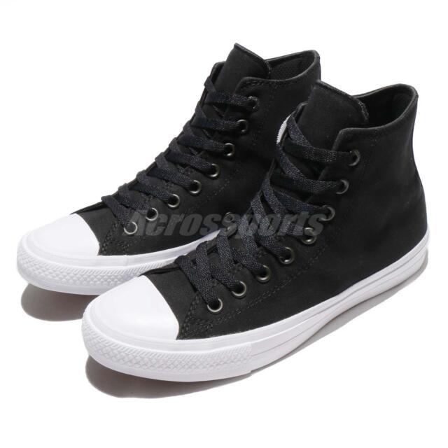 2da5f4ddeac3 Converse Chuck Taylor All Star Signature II 2 Lunarlon Black Men Shoes  150143C