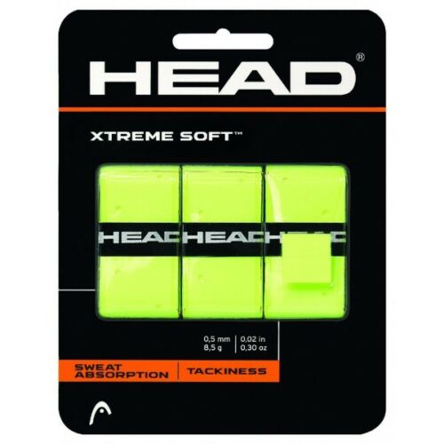 Head Xtreme Soft 3er Pack