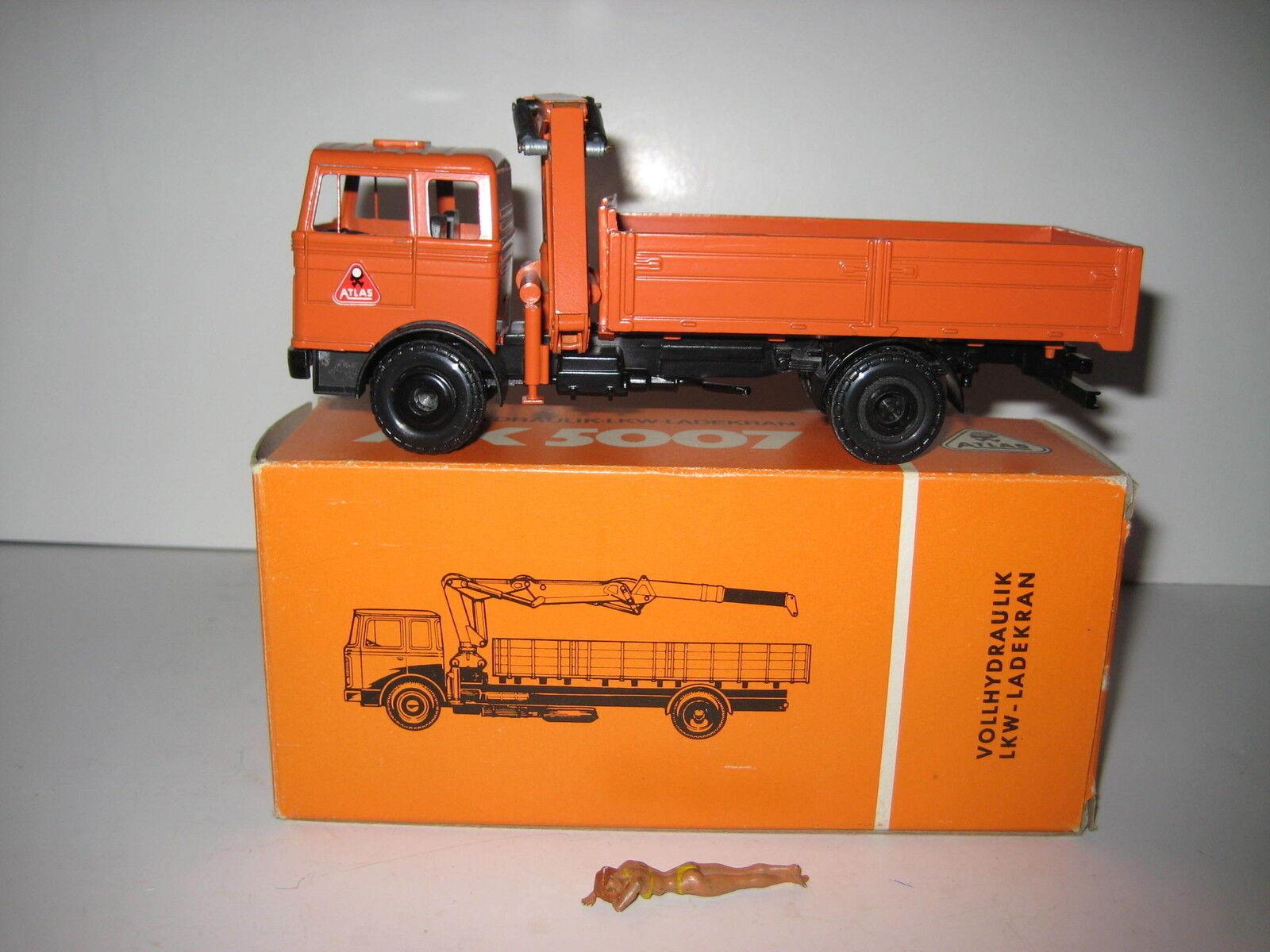 Atlas Mercedes AK 5007 camions  3061.4 d'1 50 50 50 Neuf Dans Sa Boîte 518956