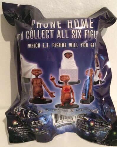 the extraterrestrial Foil Pack one Mini-Figure E.T