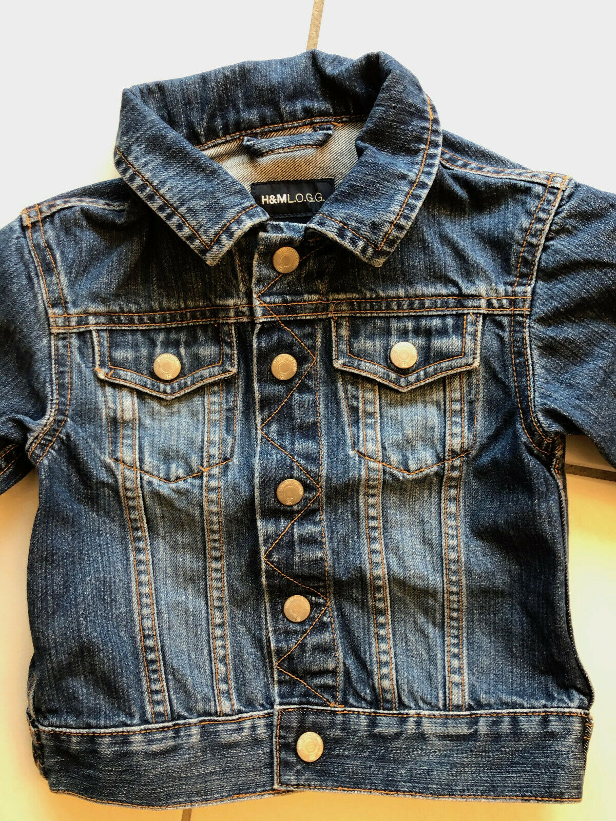 college jacke baby h&