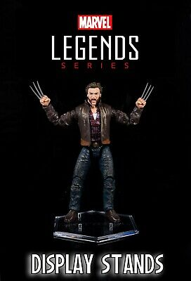 Marvel Legends Display Stands for 1//12 6inch Figure DC Universe Toybiz Playmates