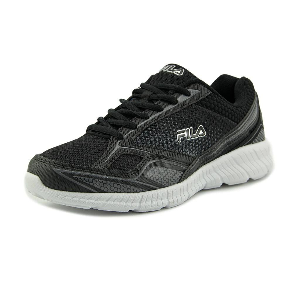 Fila Men's Memory Deluxe 17 Running Shoe Black 10 DPrice reduction US best-selling model of the brand
