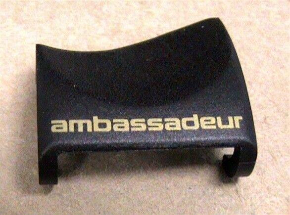 Abu Garcia Ambassadeur 4500 4600 Aluminum Thumb Rest  Part Number 1117138