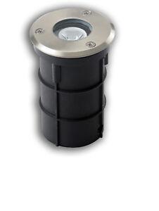 Spot-LED-exterieur-encastrable-alu-inox-et-verre-IP67-200-lumens-I-SEE3WLED