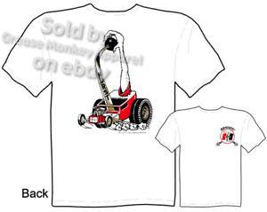 Hurst-T-shirt-Beware-Speed-Shop-Clothing-Racing-Hot-Rod-Tee-Sz-M-L-XL-2XL-3XL