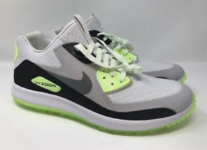 b1ec85915ca7a Nike Air Zoom 90 It Golf Shoes 844569-102 White Grey Rory McIlroy ...
