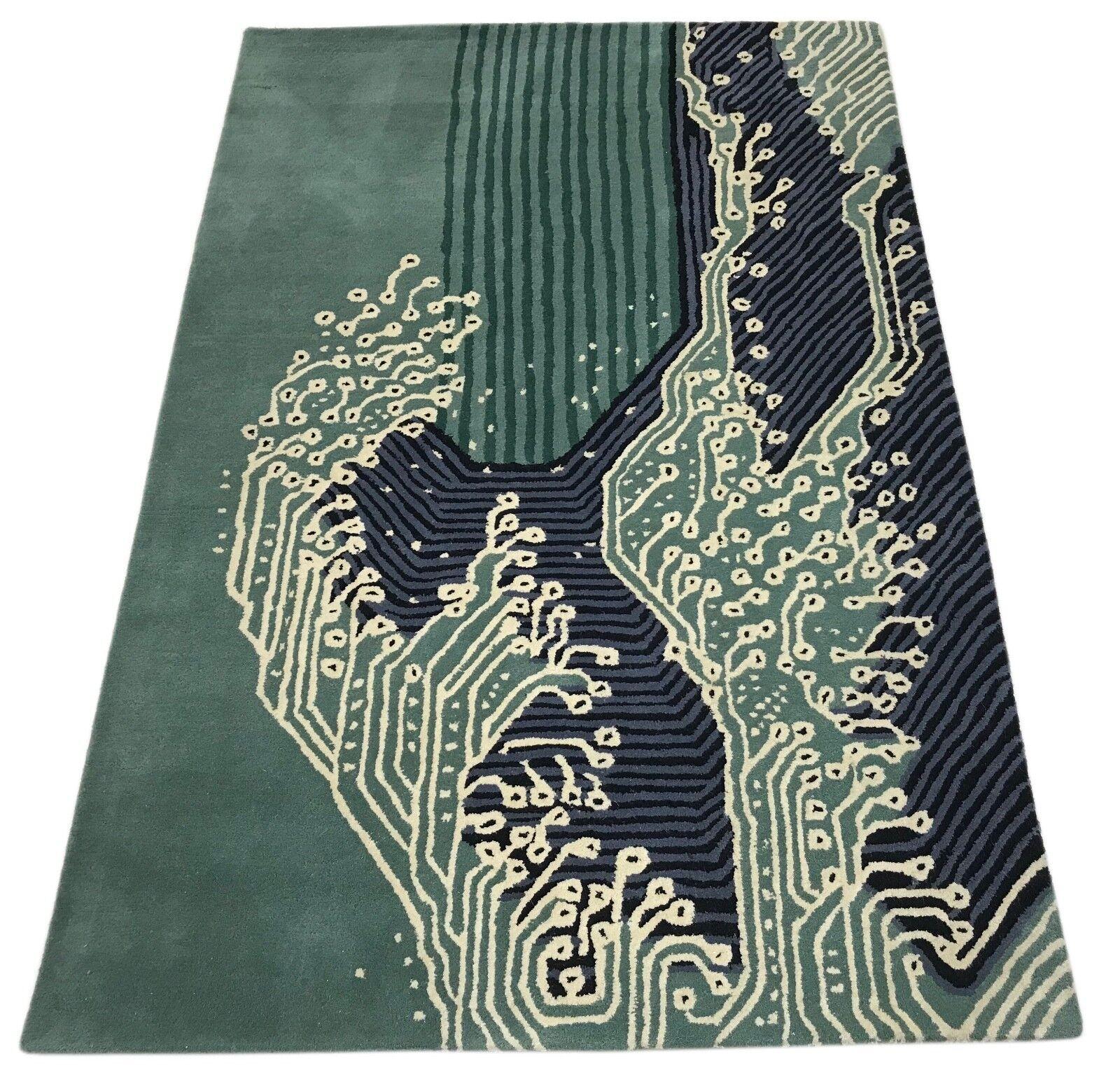 Designer Tapis Tapis Tapis 120x180 cm à la main ~ 100% Laine-handgetuftet carte mère   Expédition Rapide  9d7e16