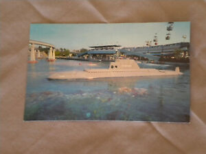 Postcard-Disneyland-1960s-Disneyana