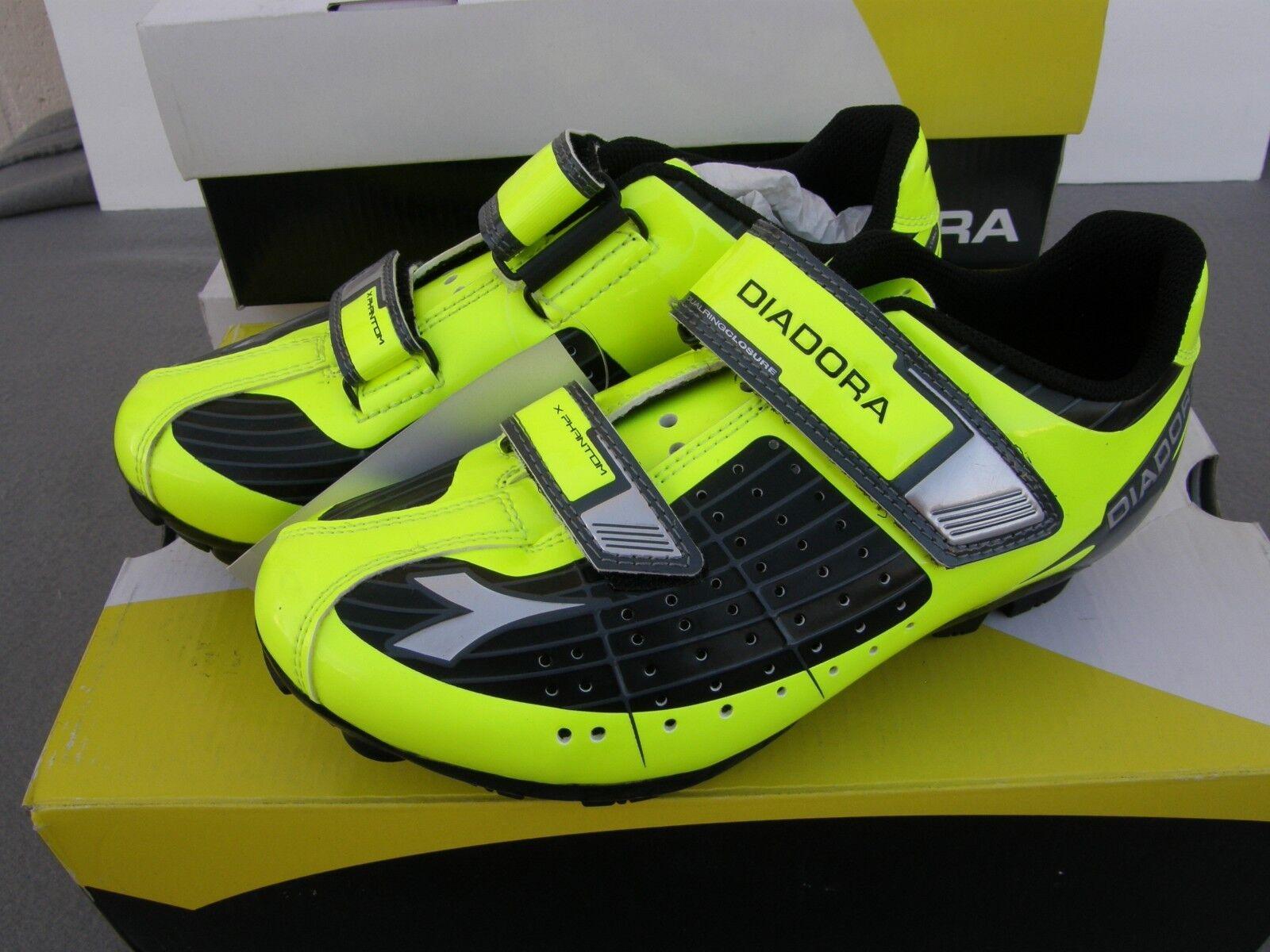 DIADORA MTB  BMX SHOES JR PHANTON Youth sizes  wholesale price