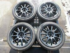 215 45 17 Yokohama Tire Work Emotion 11r Pcd 100 Ofhb 47 17x70jj Subaru Sti