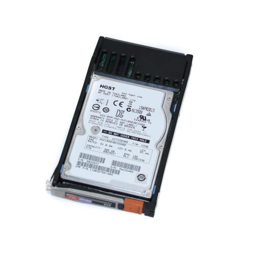 "EMC 005050295 300GB 10K 2.5/"" 520BPS SAS HDD Hard Drive VMAX HUC106030CSS600"