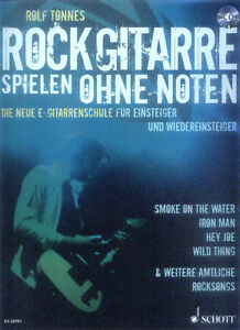 Rockgitarre-spielen-ohne-Noten-Rolf-Toennes-Gitarrenschule-mit-CD