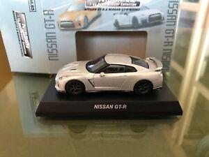 Kyosho-1-64-Nissan-Gt-R-Argent