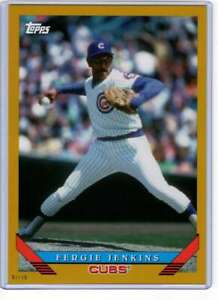 Fergie-Jenkins-2019-Topps-Archives-5x7-Gold-237-10-Cubs