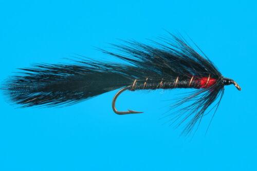 Taille 8 Black matuka 6 pcs