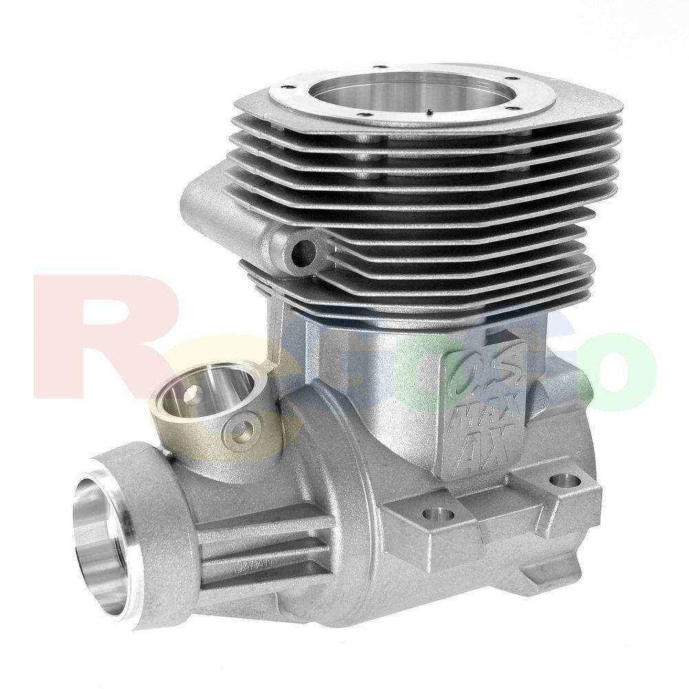 CRANKCASE 120AX   OS29121000  O.S. Engines Genuine Parts  autentico online