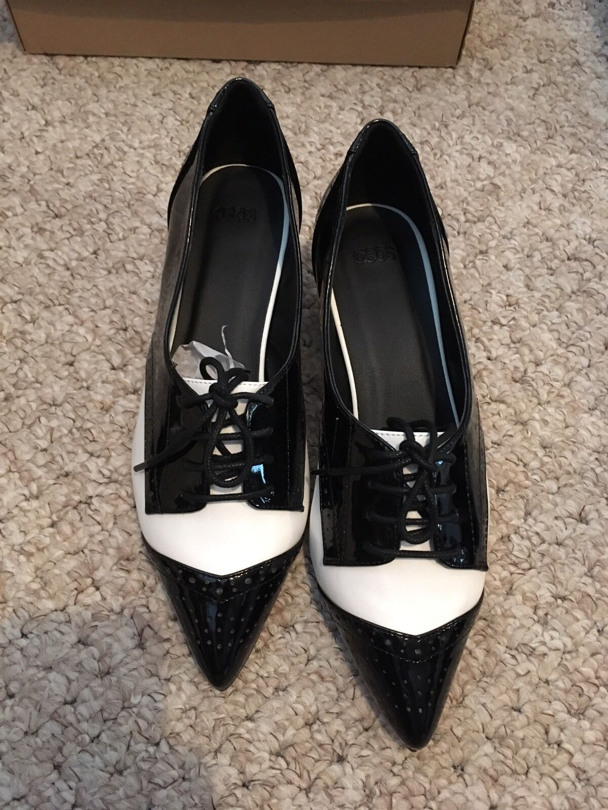 ASOS shoes  Lace Up Brogue Style
