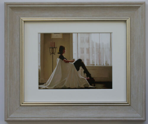 The Classic Collection by Jack Vettriano Set of 5 Framed /& Mounted Art Prints
