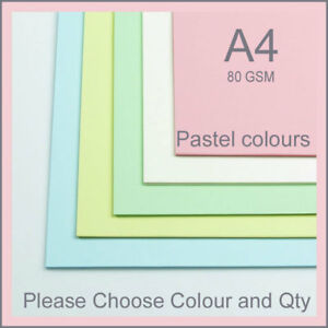 20-40-SHEETS-80gm-A4-COLOURED-PAPER-CHOICE-OF-5-COLOURS-PASTELS-COLOR