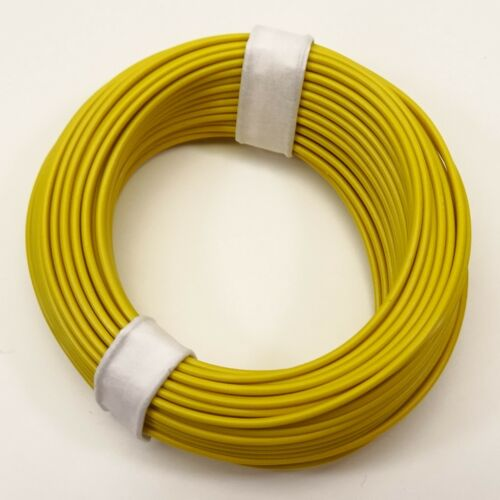 Liyv 0,14mm² cable soldador estañó en 10m 25m 50m galon kupferlitze cable tubería