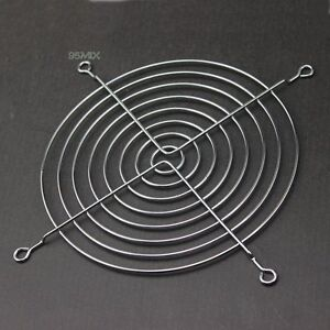 140mm-5-5-inch-PC-Computer-AC-DC-Fan-Grill-Metal-Wire-Finger-Guard-Protector