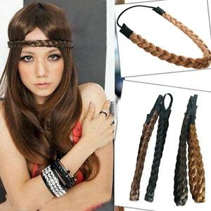 Fascia-elastica-Treccia-accessori-capelli-elastico-cerchietto-acconciatura-donna
