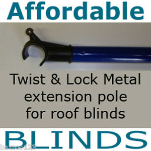 Twist-Lock-Telescopic-Rod-Pole-For-Roof-Sky-Light