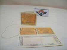 "Prämeta ""GARANTIE"" 1950, Repro-Karte"
