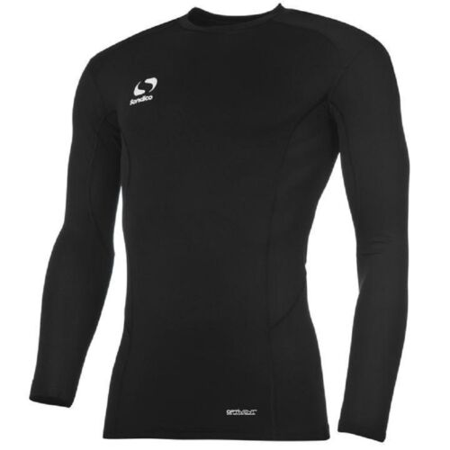 Sports Football Rugby Thermal Boys SONDICO Long Sleeved Optivent Baselayer Top
