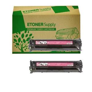 HP Color LaserJet CP1515 CP1215 CB543A Magenta Toner f