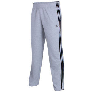 5d2a0941e08366 Das Bild wird geladen adidas-Herren-Sweathose -ClimaLite-Cotton-Trainingshose-Essentials-Sweat-