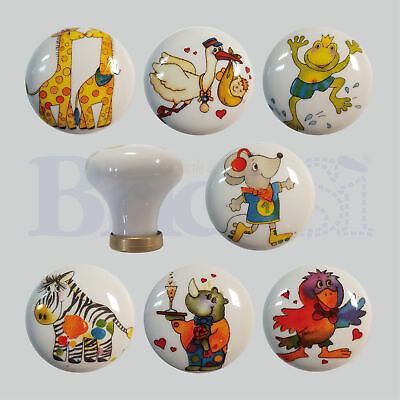 creatwls porcellana maniglie per mobili Pomello Retro pomelli in ceramica maniglia manopola maniglia dell armadio parete azione cucina mobili Hardware/ /10pz