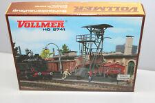 Vollmer H0 43777 DHL Packstation mit Briefkästen   Bausatz Neuware