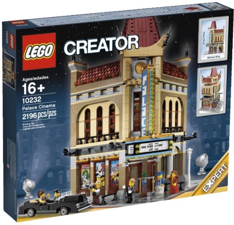 LEGO CREATOR Exklusiv Set 10232 Palace Cinema NEU & & & OVP & ungeöffnet 2d34bb