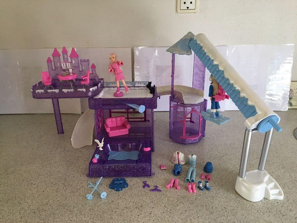 Andet legetøj, Snow Cool Hotel, Mattel Poly Pocket