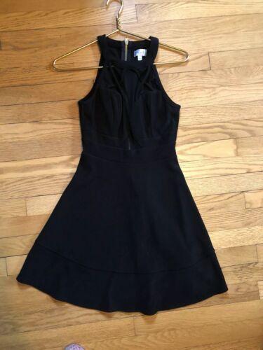 Honey And Rosie Black Sleeveless Dress
