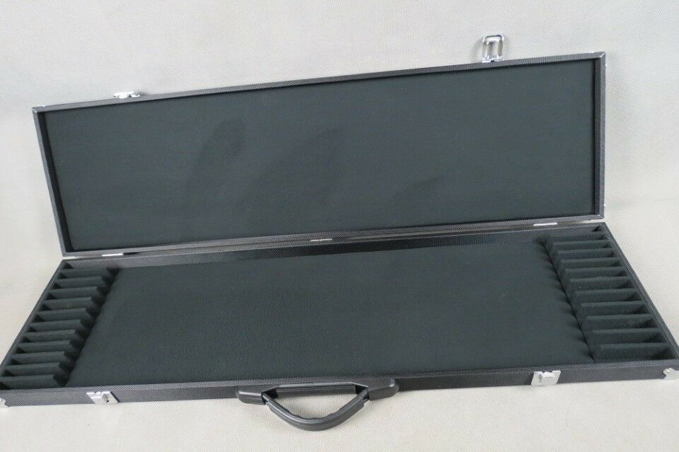 Best violin bow case for 12 bow holders.water-repellent coloth