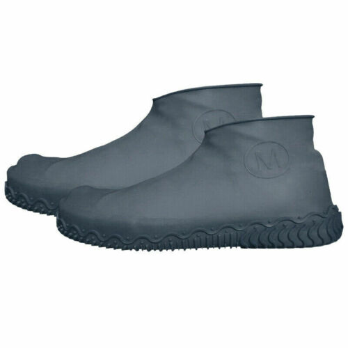 Recyclable Covers Shoe Unisex Rain Waterproof Protector Boot Overshoes Rubber