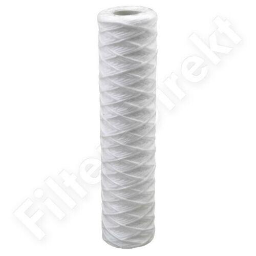 Pentek Sediment Wasserfilter Kerze Gewickelt 10 Zoll 25 Micron SWP25-10 (8,99€/1