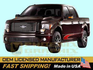 2001 Ford F-150 Harley Davidson Edition Truck Decals Stripes Kit