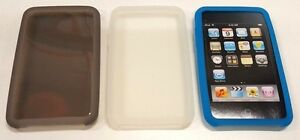 3X-Griffin-Apple-iPod-Touch-2nd-Generation-Silicone-Skin-Cover-Case-Soft-Bulk