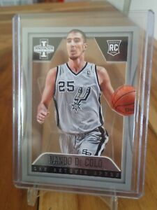 2012-13-PANINI-INNOVATION-GLASS-NANDO-De-COLO-RC-235-349-SPURS
