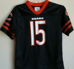 Details about Chicago Bears #15 Brandon Marshall Jersey Shirt ~ Youth Large 10/12--NEW--no tag