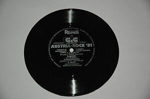 7-034-FLEXI-AUSTRIA-ROCK-81-CHUZPE-DRAHDIWABERL-FALCO-RENNBAHN-EXPRESS-MEGARAR