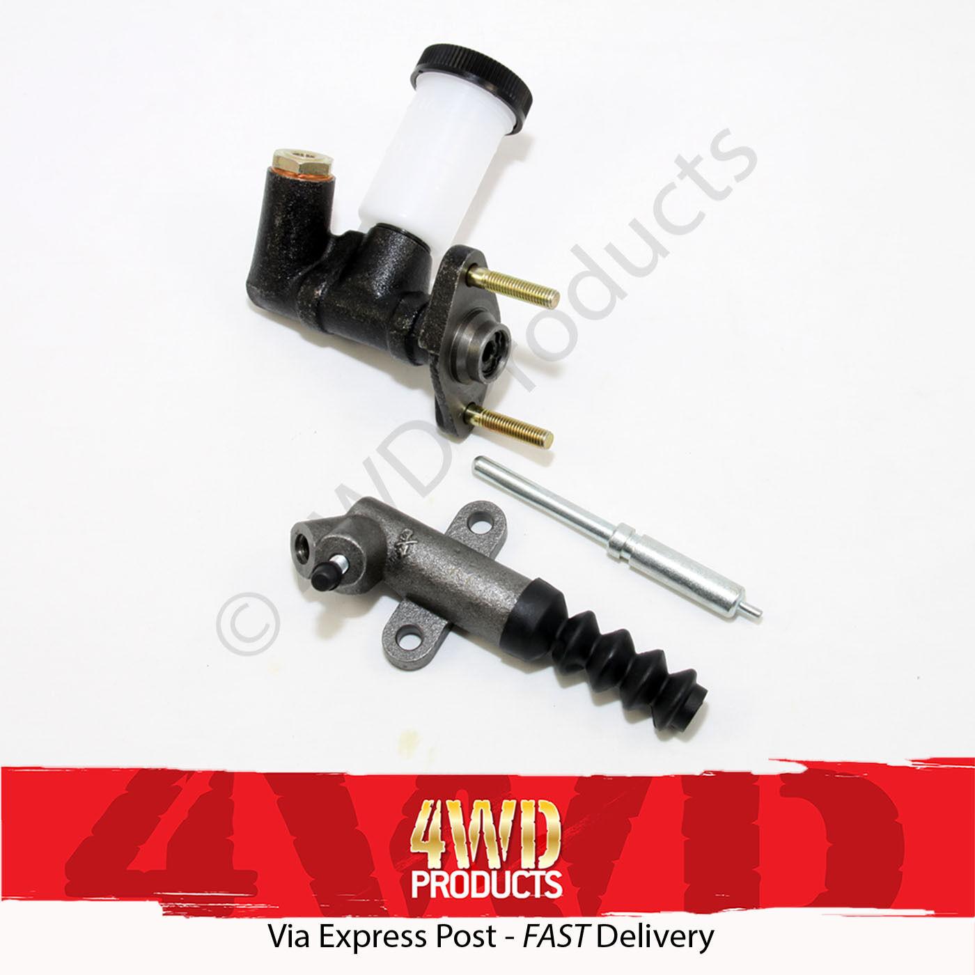 Clutch Master Slave Cylinder Set Ford Courier Mazda Bravo B2500 Diagram 25d Td Wl T 96 06