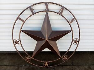 Image Is Loading 32 034 Texas Lone Star Barn Metal Wall