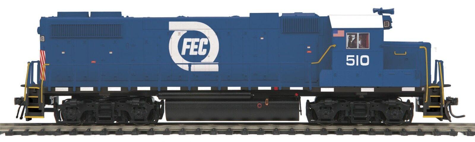 MTH 85-2061-0 Ho Florida East Coast GP38-2 DC, Dcc Listo Rd   510